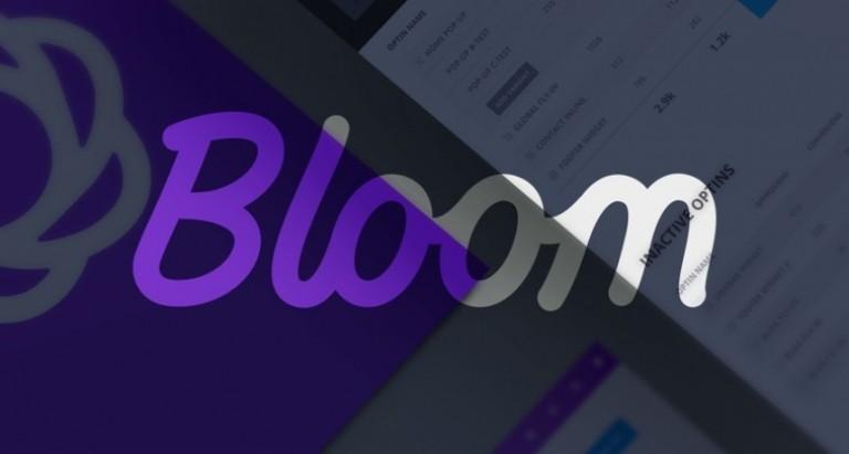 Bloom, Email optin plugin, Elegant themes