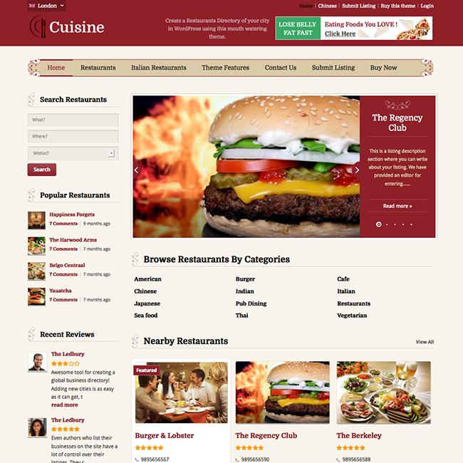 cuisine-restaurant-directory-wordpress-theme