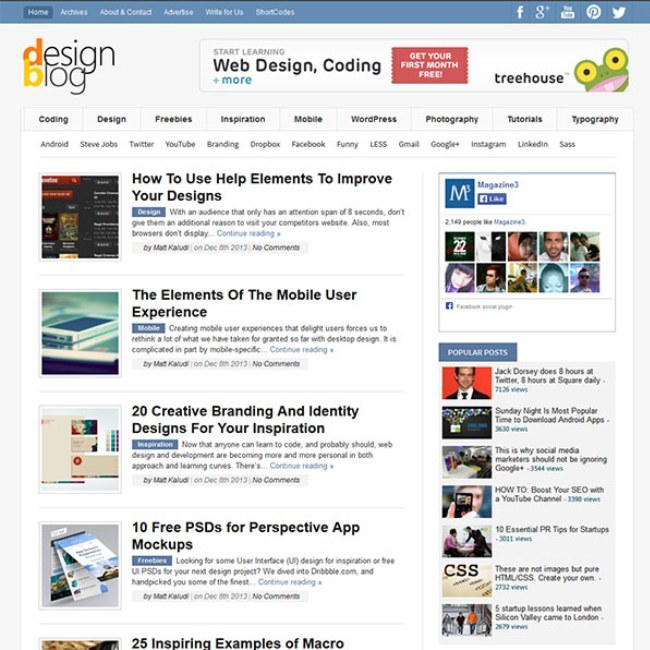 designblog-wordpress-theme