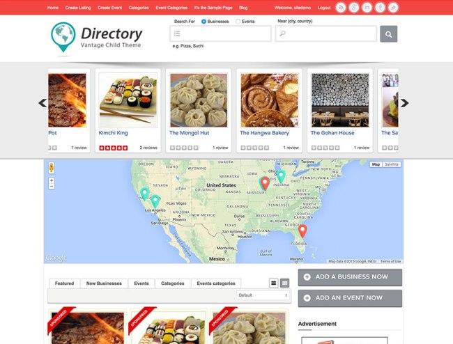 directory-vantage-wordpress-theme