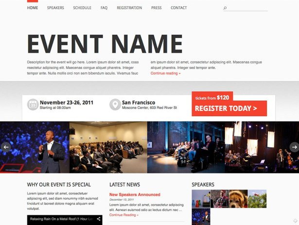 event-manager-theme
