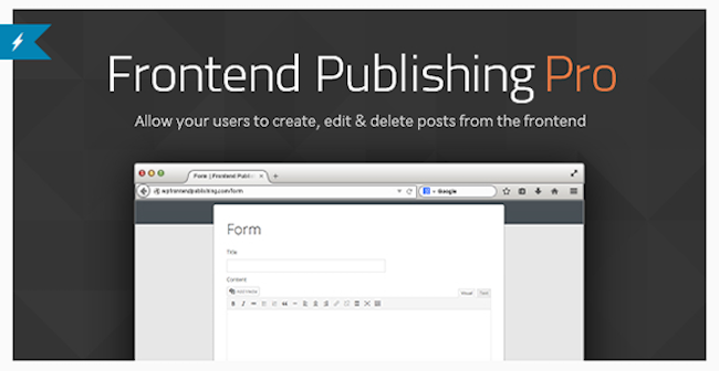 frontend publishing pro download site