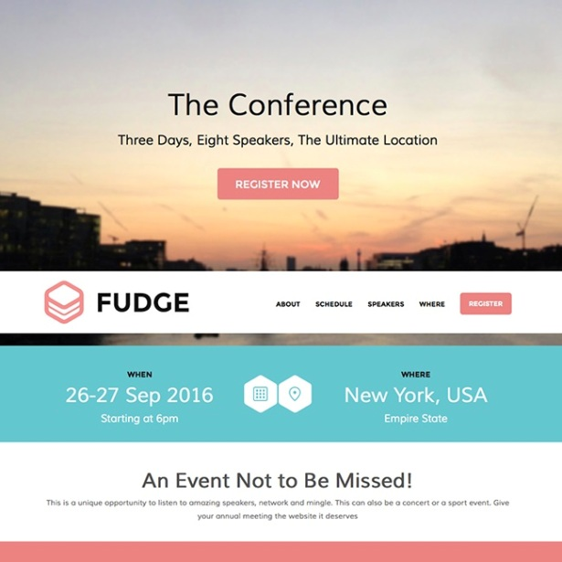 fudge-conference-responsive-wordpress-theme