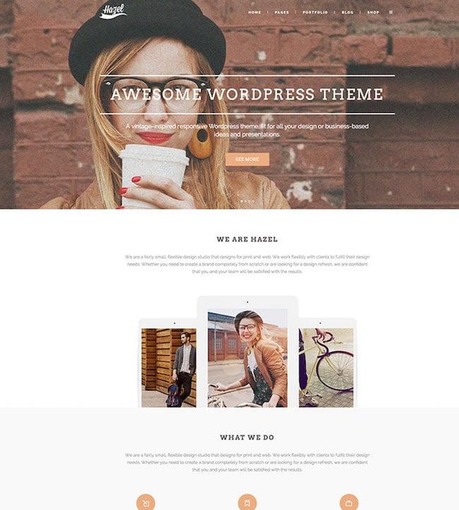 hazel_creative_wordpress_theme