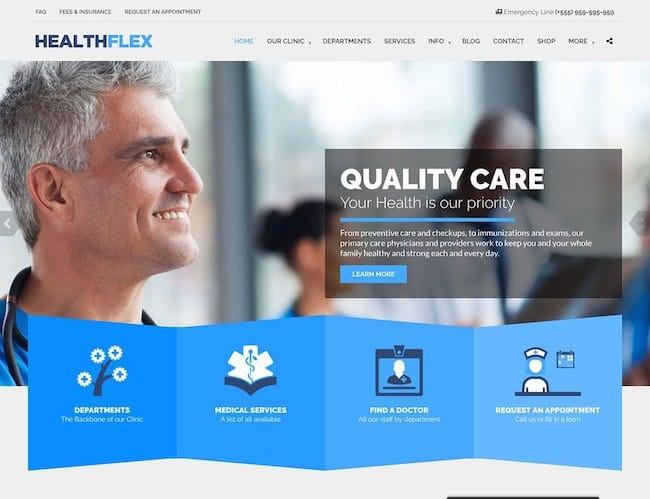 healthflex-theme