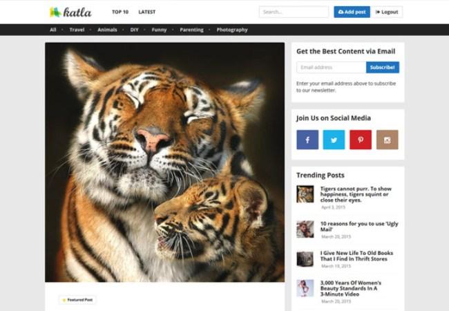 katla-user-generated-content-wordpress-theme