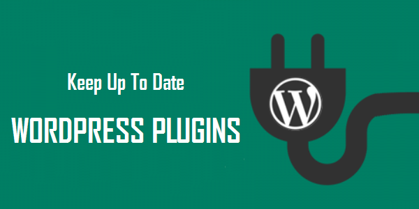 keep your plugins up to date