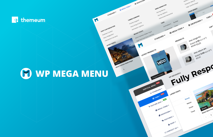 20+ Best WordPress Mega Menu Plugins for 2019