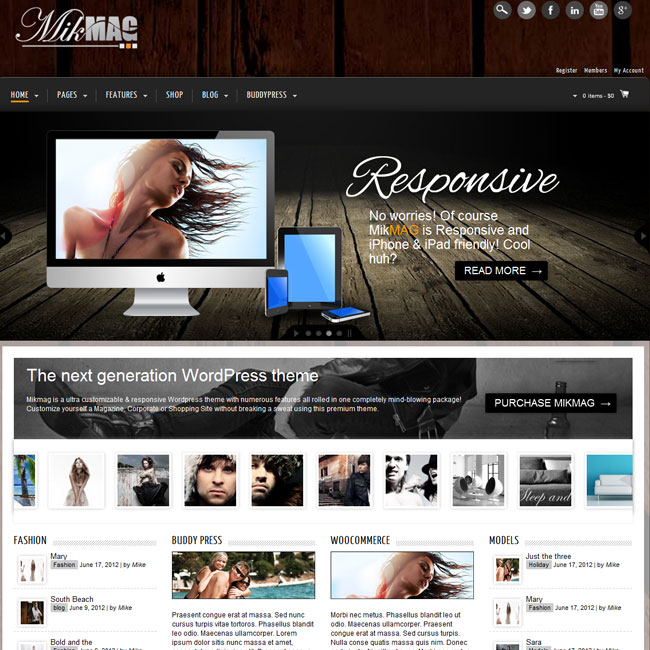 mikmag-wordpress-theme