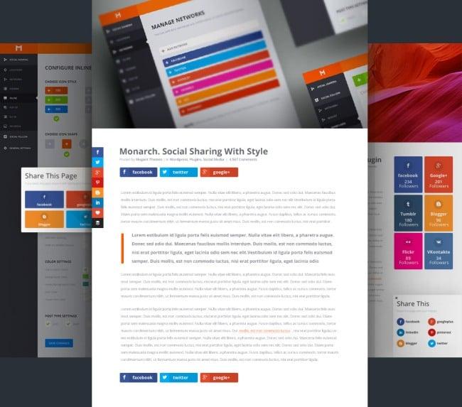 monarch-plugin wordpress