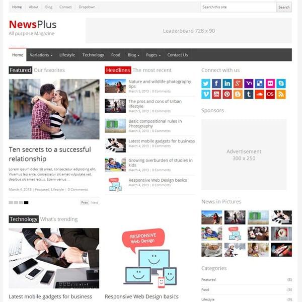 newsplus-wordpress-theme