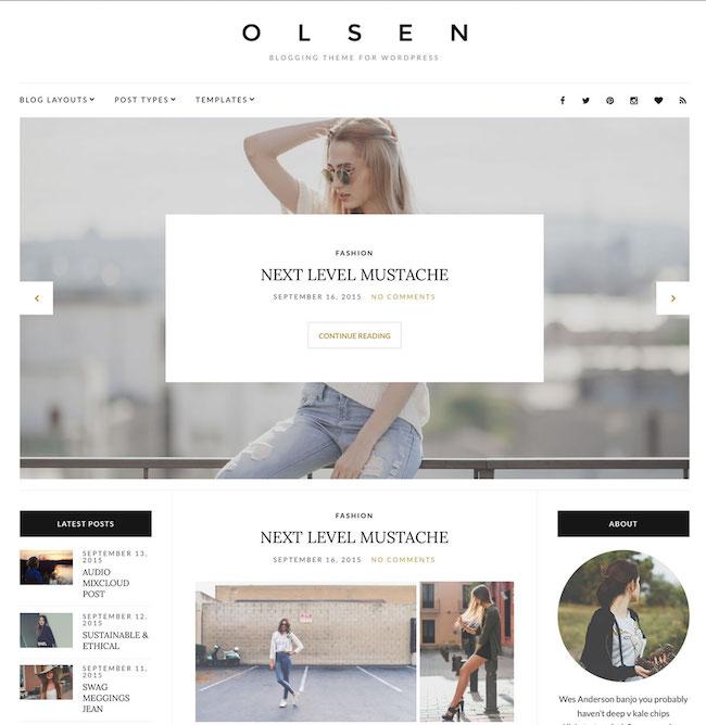 olsen-magazine-theme-cssigniter