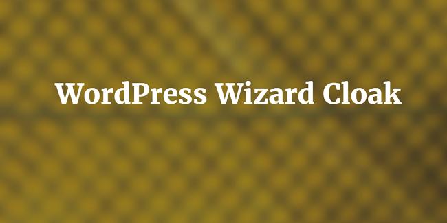 Wizard Cloak