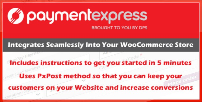Payment Express Payment Gateway for WooCommerce