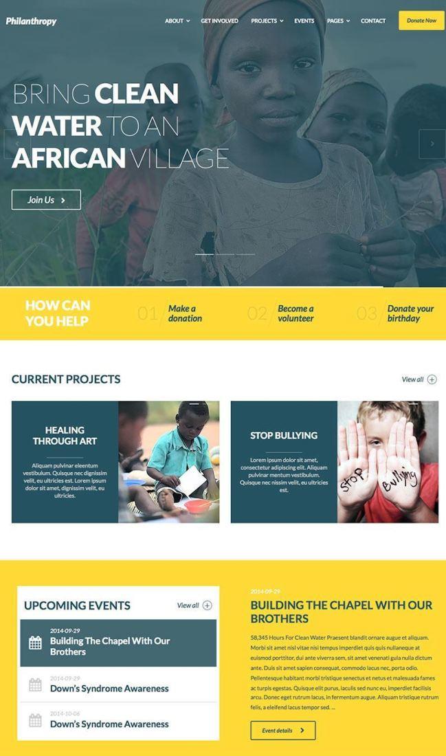 philanthropy-nonprofit-charity-wordpress-theme