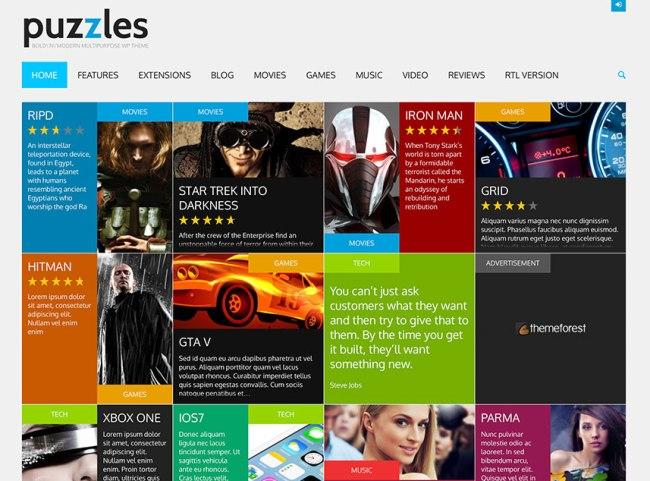 puzzles-review-wordpress-theme