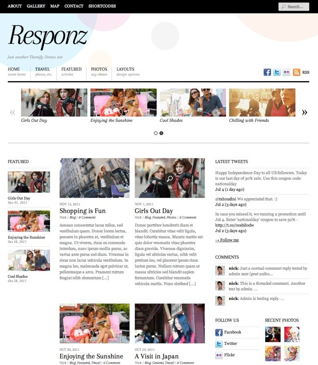 responz-wordpress-magazine-theme
