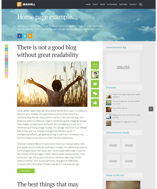 seashell-modern-responsive-wordpress-blog-theme