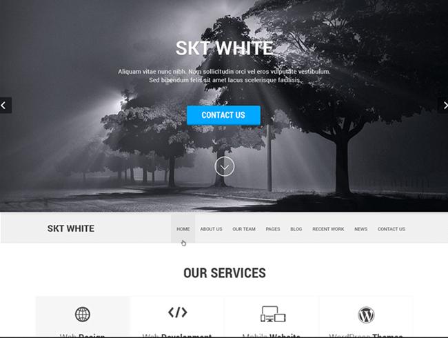 skt white