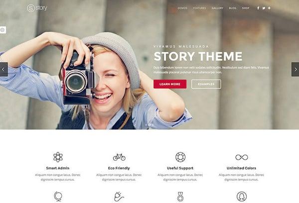 story-multipurpose-wordpress-theme
