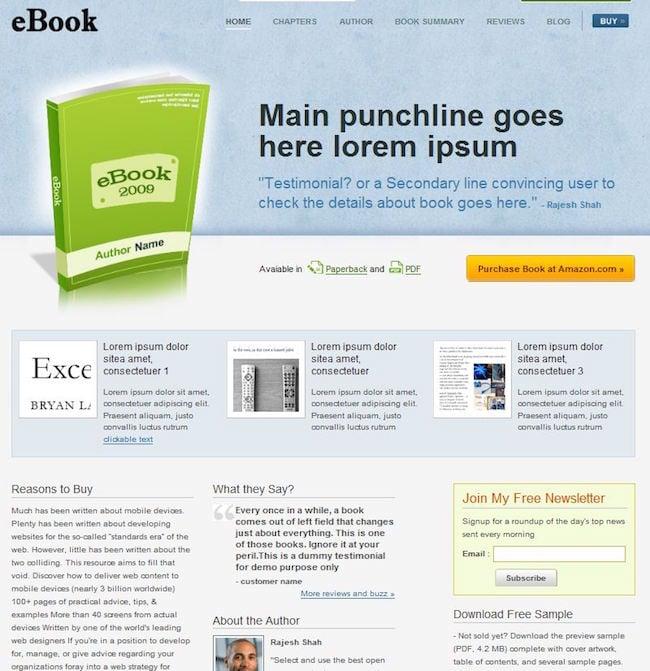 wordpress-business-theme-ebook