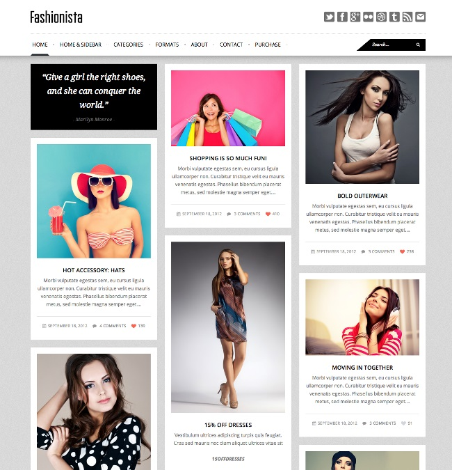 wordpress-fashionista-theme