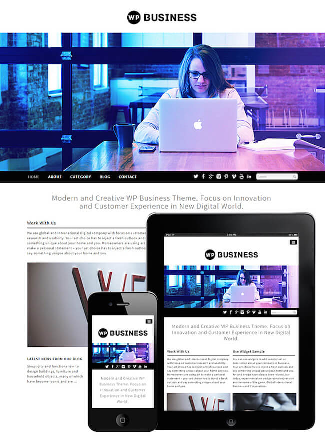 wp-business-wordpress-theme