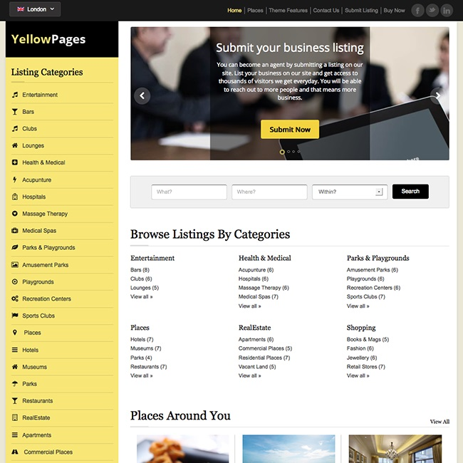 yellow-pages-directory-wordpress-theme