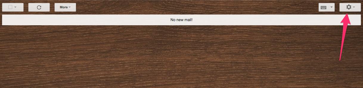 Gmail Settings 1