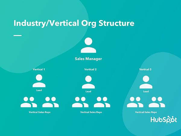 Industry Vertical Org Structure