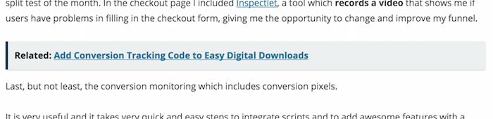Inline Related Posts best WordPress plugins to increase traffic