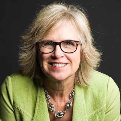 Sales influencer Jill Konrath