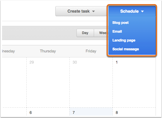 how hubspot calendar saves you time and sanity page