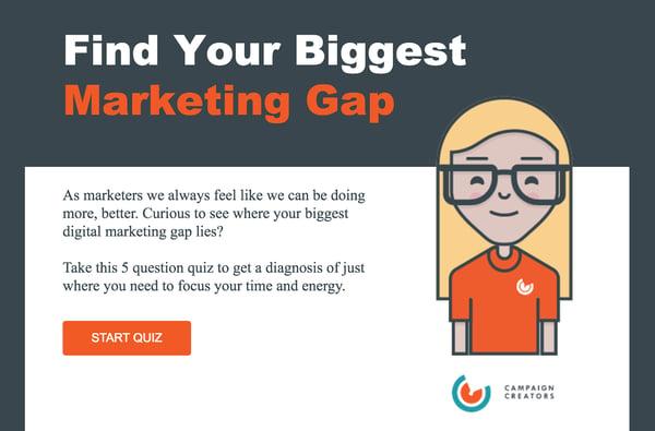 lead-nurturing marketing-gap