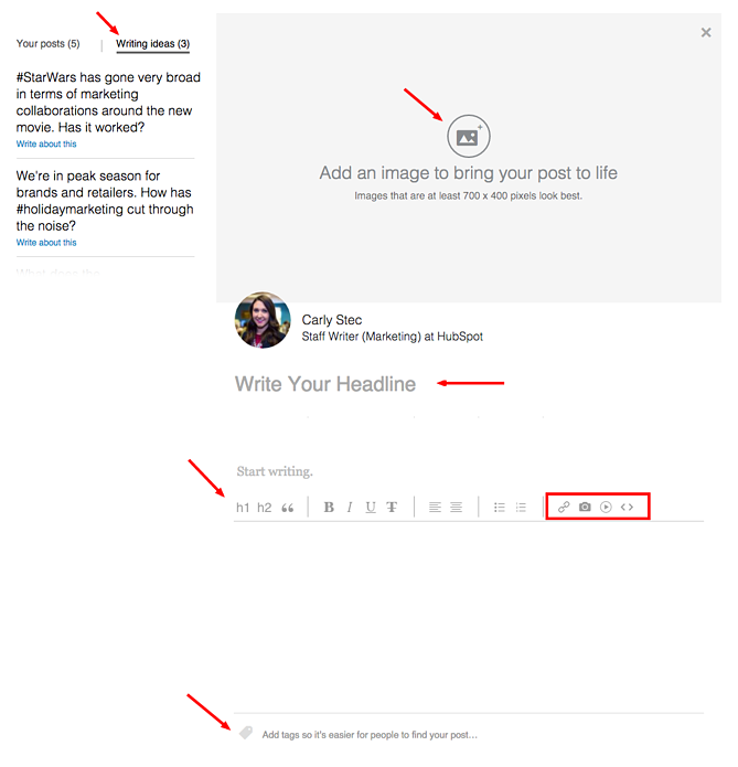 How to Publish on LinkedIn Pulse: A Beginner's Guide