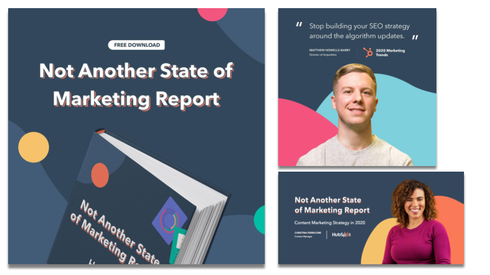not another state of hubspot marketing report