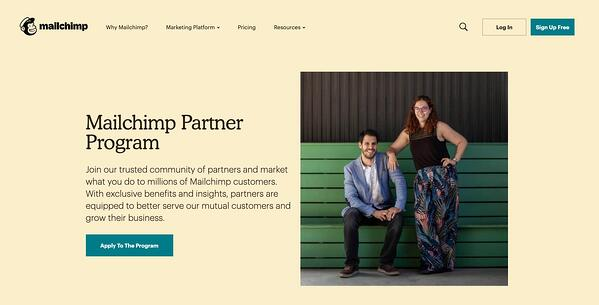 Mailchimp Partner Program