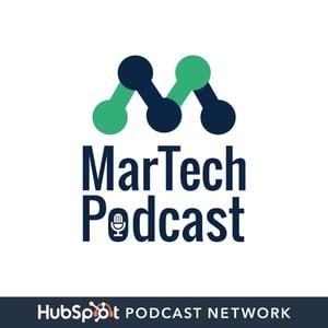 پادکست MarTech | بهترین پادکست های بازاریابی