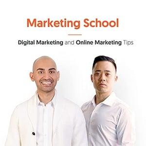 پادکست مدرسه بازاریابی | بهترین پادکست های بازاریابی