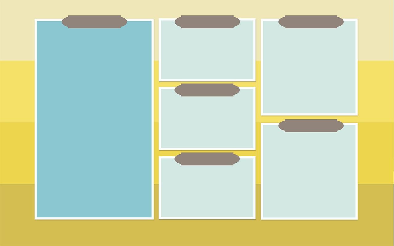 MoritzFineDesigns Yellow Wallpaper
