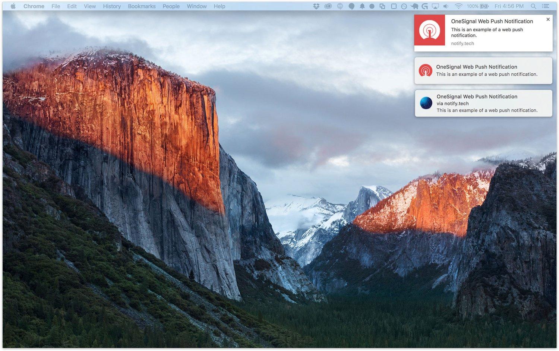 OneSignal plugin adding web push notification to your WordPress site