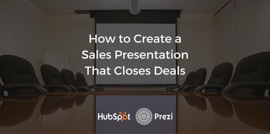 How to build a sales deck that closes deals