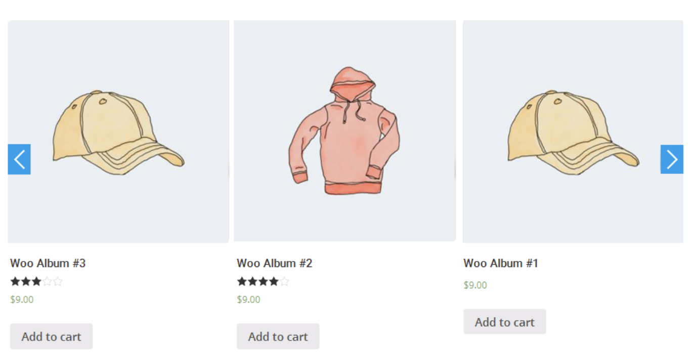 Product Slider and Carousel with Category for Best WooCommerce product slider plugins