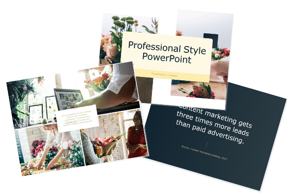 Professional Style PowerPoint Template