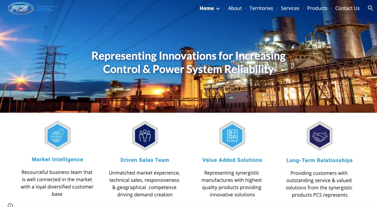 Protection and Control Solutions