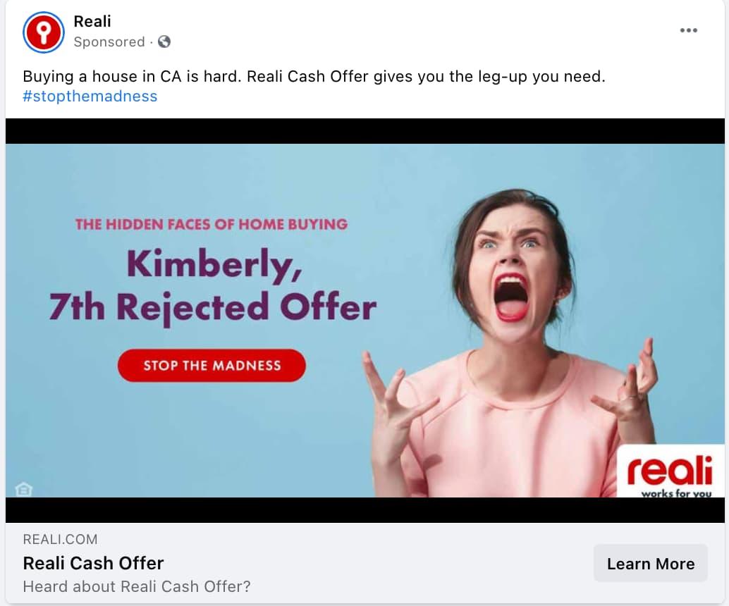 Reali Real Estate Ad
