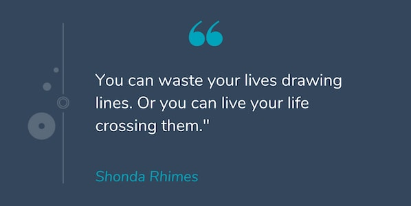Image of: Twitter shonda Rhimes Motivational Quote By Shonda Rhimes Hubspot Blog 43 Motivational Quotes To Start Your Day
