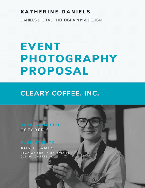 Event-Photography-Proposal