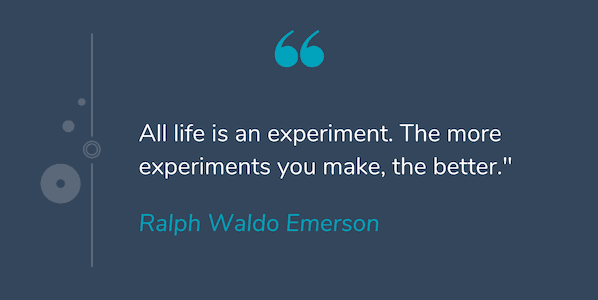 Deep quote by Ralph Waldo Emerson