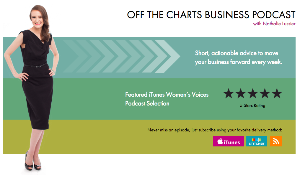 off the charts business podcast